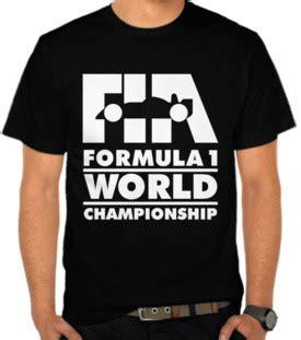 Kaos Distro Racing Sport Car Terbaru 0823 Jual Kaos Mobil Formula 1 F1 Satubaju Kaos