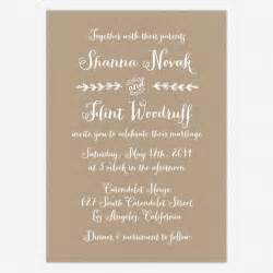 ideas to put on wedding invitations best 25 wedding invitation wording exles ideas on