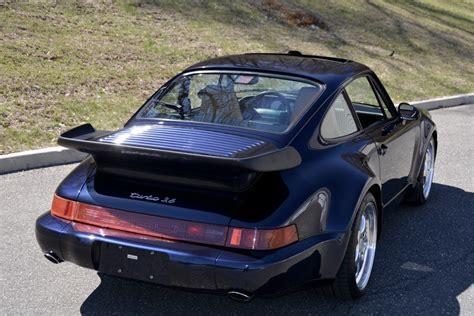 1994 porsche 911 turbo 1994 porsche 911 3 6 turbo finished in midnight blue
