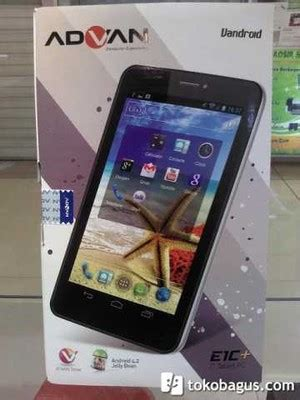 Tab Advan E1c Plus Second jual new advan vandroid e1c plus call sms via bbm tv analog dual sim card jelly