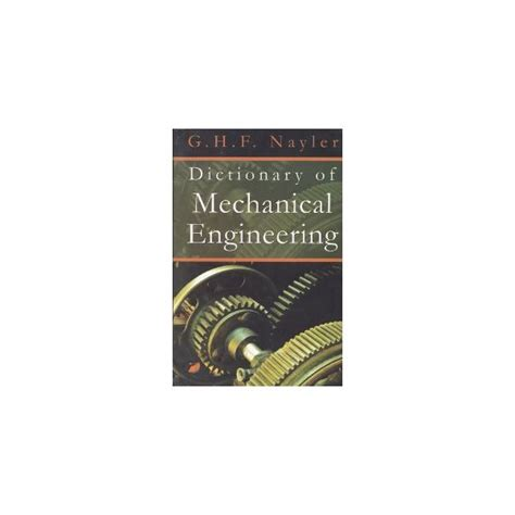 reference book mechanical engineering engineers topics mechanical engineering best reference