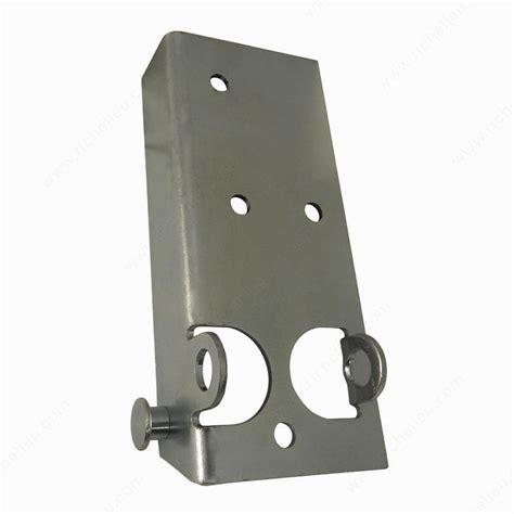 bottom roller bracket richelieu hardware