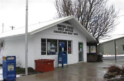 Uniontown Post Office by Uniontown Wa Uniontown Post Office 3 5 09 Photo