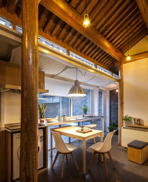 30 sqm house interior design oeu chao convert 30 square meters house into a family home