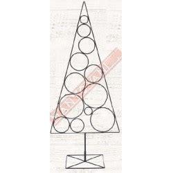 piedistallo per albero di natale mantovani spa albero di natale in ferro saldato h cm 105