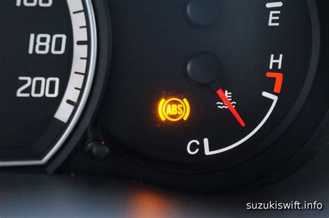 Abs Light by Living With A Suzuki I A Broken Abs Sensor Cog