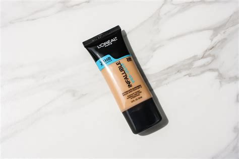 L Oreal Pro Glow Foundation l oreal infallible pro glow foundation for skin