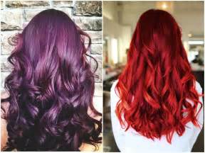maroon hair color burgundy hair color brown hairs