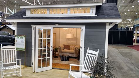 Home Plans Craftsman by The Weaver Barns Quot She Shed Quot The Shabby Chic Retreat