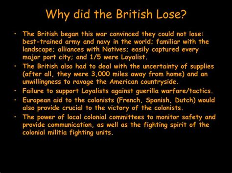 anatomy of failure why america loses every war it starts books ppt the end of the american revolution powerpoint