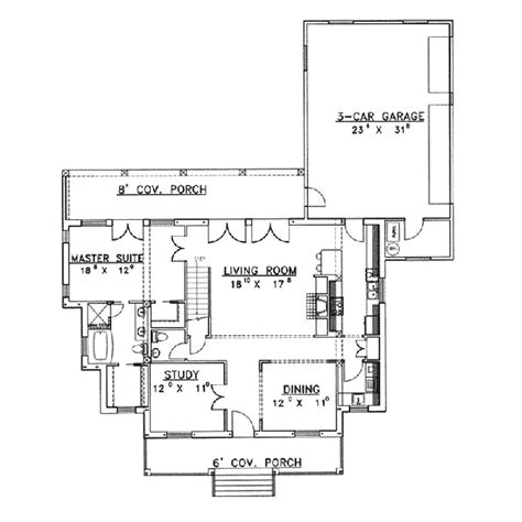 castle rock floor plans castle rock southern home plan 088d 0331 house plans and more