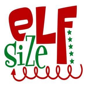 elf size cuttable design
