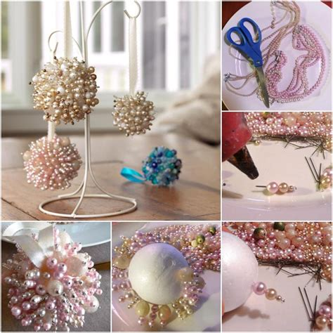 homemade christmas tree decorations homemade christmas tree ornaments 15 easy diy ideas and