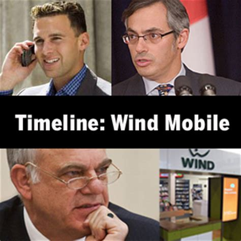 wind mobile canada timeline wind mobile it world canada slideshow