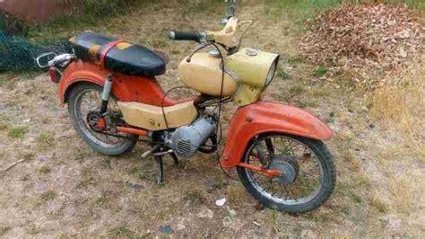 Kaufvertrag Motorrad Ersatzteilspender by Simson Star Gelb Baujahr 1971 Eine Defekte Bestes