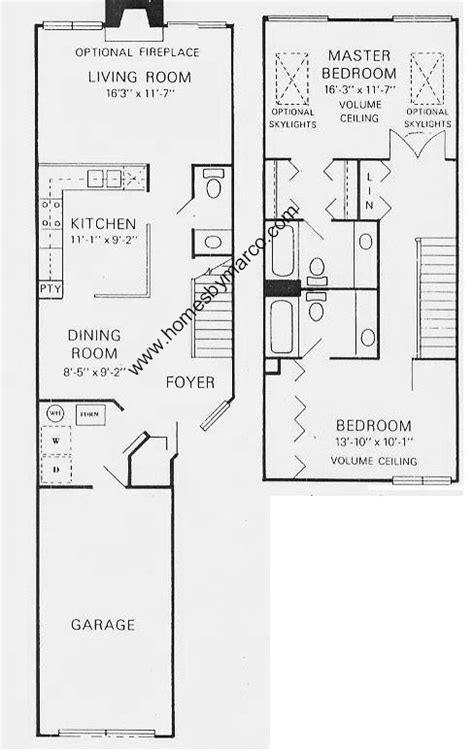 middlebury floor plans middlebury model in the haverford subdivision in