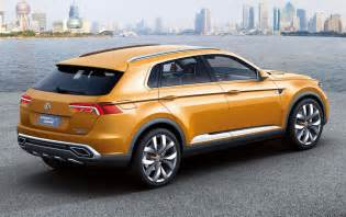 vw tiguan coupe technical details history photos on