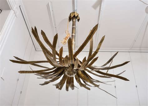 Palm Tree Chandeliers Palm Tree Chandelier At 1stdibs