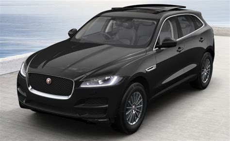 jaguar f pace black jaguar f pace in india features reviews