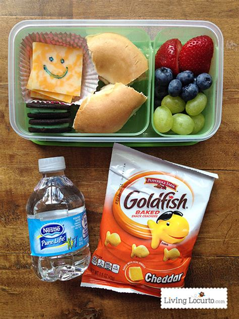 7 Safe Ideas For School Snack Time by Free Printable School Lunch Box Planner Back To School Tips