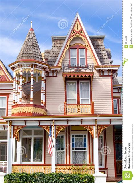 Mountain Style House Plans victorian architecture royalty free stock image image
