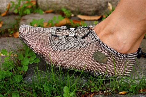 paleo shoes paleobarefoots chainmail shoes for better back to basics