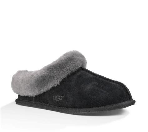 uggs black slippers ugg australia slippers moraene black fredericks cleveleys