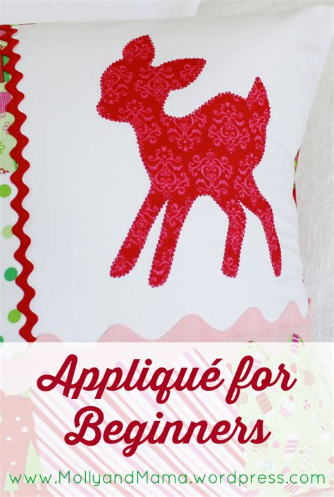 how to applique how to appliqu 233 an introduction to fabric appliqu 233