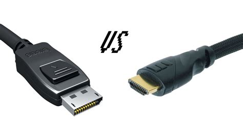 display vs hdmi displayport vs hdmi what s the difference pc advisor