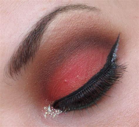eyeshadow tutorial red how to combine love red eyeshadow tutorial