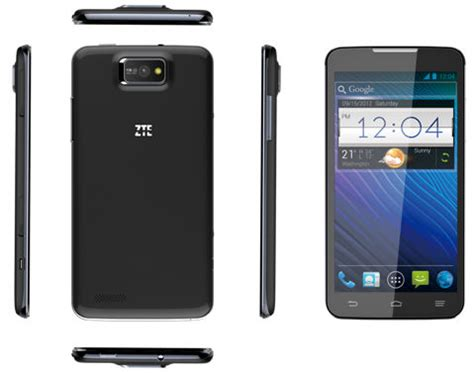 Hp Zte Grand Memo top 5 thinnest lightest smartphones launched at mwc 2014