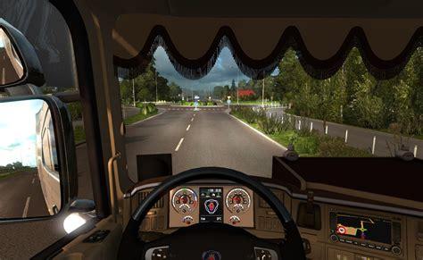scania  ransom   truck euro truck simulator  mods