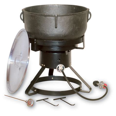 Cing Cooker With Grill by Outdoor Cookers
