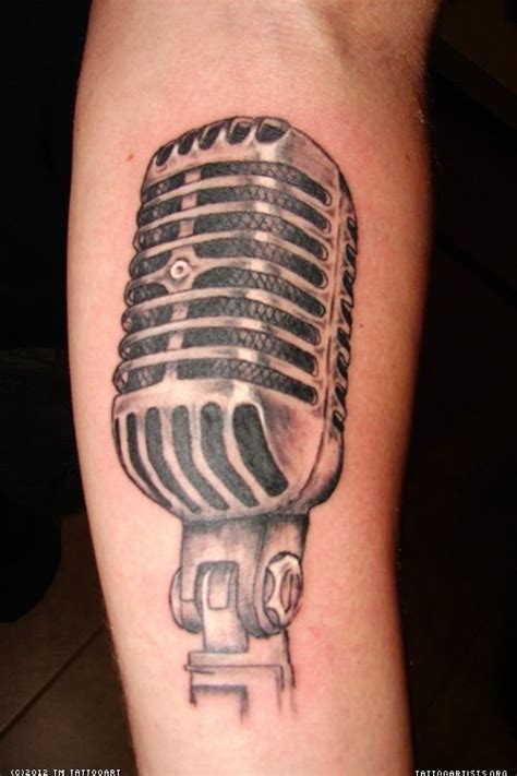 microphone cord tattoo 41 best microphone tattoo images on pinterest microphone