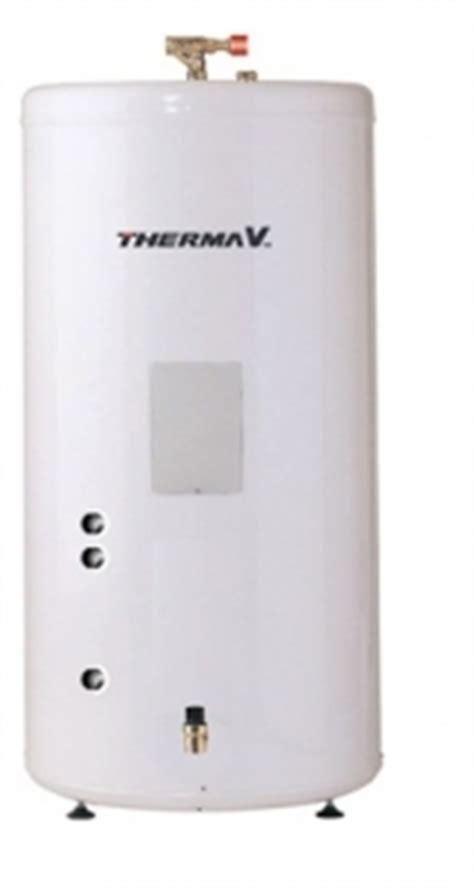 lg therma  lgrtvve ltr double coil hot water tank