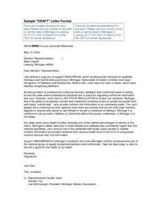 business letter format cc