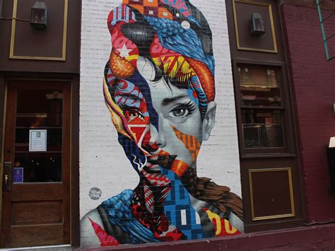 Graffiti Wall Mural new york s most instagrammable walls and street art