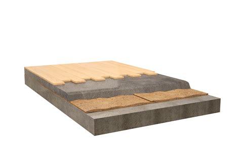 isolante per pavimenti isolamento pavimento flottante con fibra di cocco