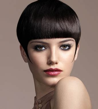 short blunt haircut pictures blunt cut hairstyles and haircuts