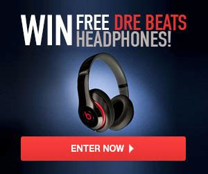 Beats Giveaway 2017 - beats by dre headphone giveaway at totally free stufftotally free stuff