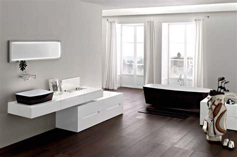 pavimenti per bagno moderno arredo bagno moderno tante idee per uno stile minimal