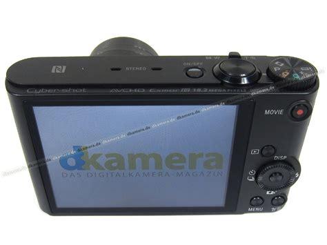 Kamera Sony Cybershot Dsc Wx350 die kamera testbericht zur sony cyber dsc wx350 testberichte dkamera de das