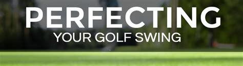 perfecting your golf swing sports infographics mighty infographics
