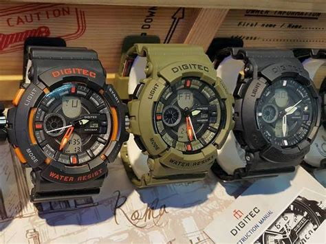 Digitech Dual Time Original digitec dg2053t dualtime original