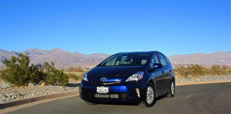 Comfortable Cars For Road Trips by Toyota Prius V Review Valley Road Trip Caradvice