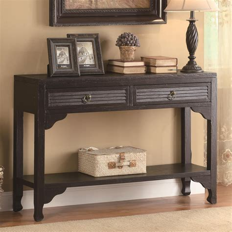 accent console table foyer table ideas fresh design