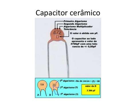 capacitor ceramico leitura capacitor ceramico tabela 28 images eletr 244 nica f 225 cil tabela de capacitores cer 226