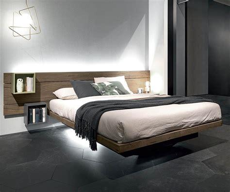 mobili moderni da letto fimar produce letti moderni sospesi con contenitore
