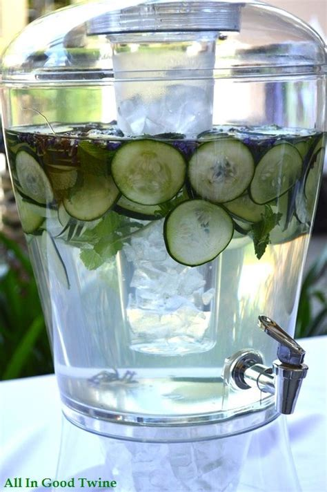 Fresh Lavender For Detox Water by Best 25 Water Recipes Ideas On Water Detox