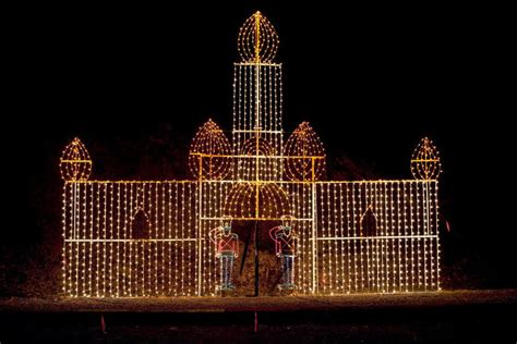 11 best christmas light displays in west virginia 2016